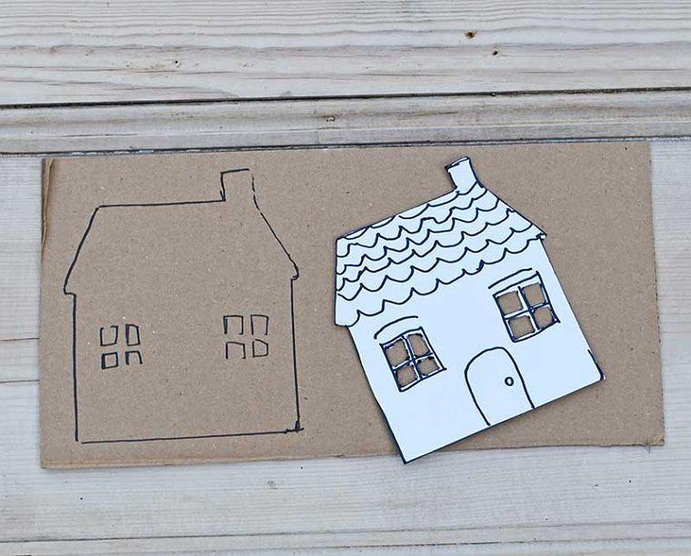 manualidades-para-navidad-faciles-de-hacer-cajas-casas
