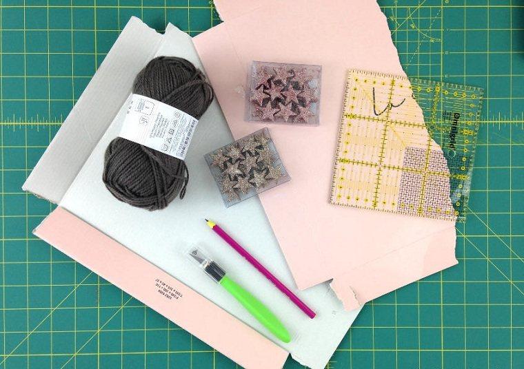 manualidades-para-navidad-faciles-de-hacer-materiales