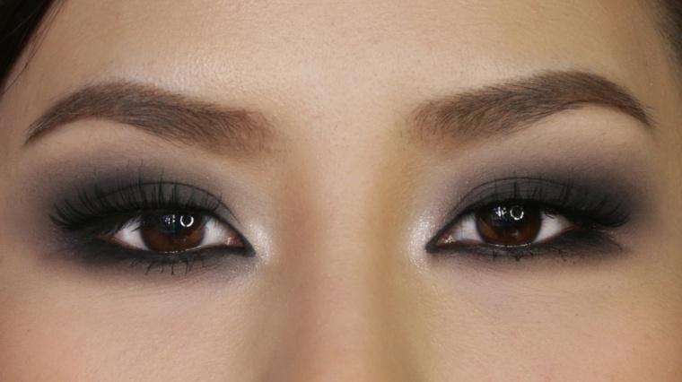 maquillaje de ojos-marrones-consejos