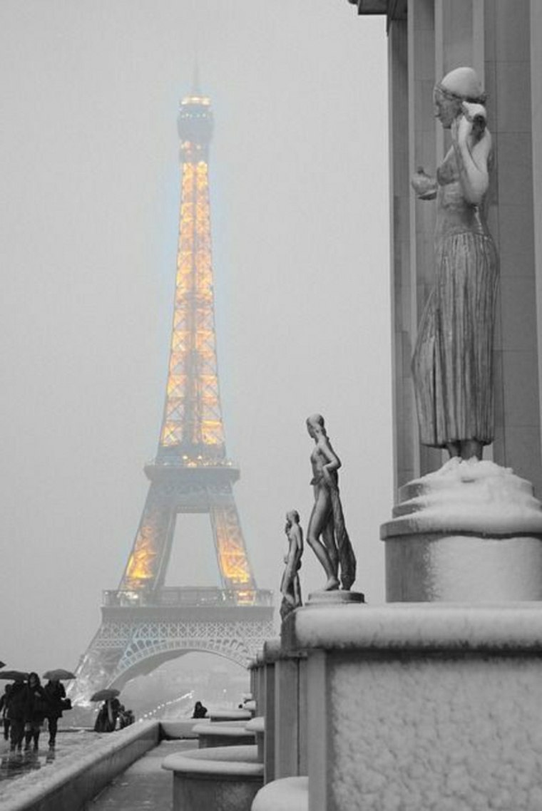paisajes hermosos Paris