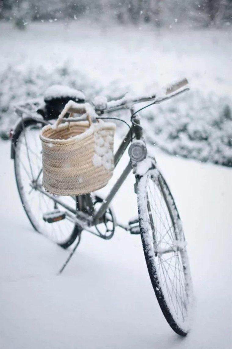 paisajes hermosos bicicleta