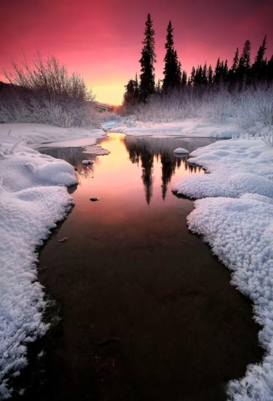 paisajes hermosos de-invierno