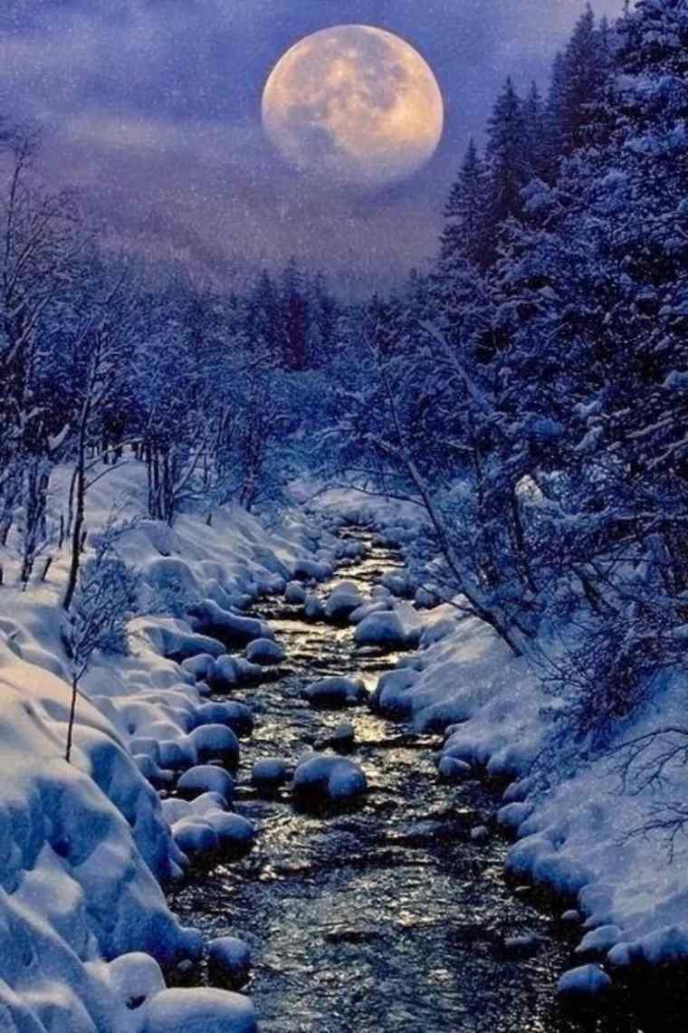 paisajes hermosos río