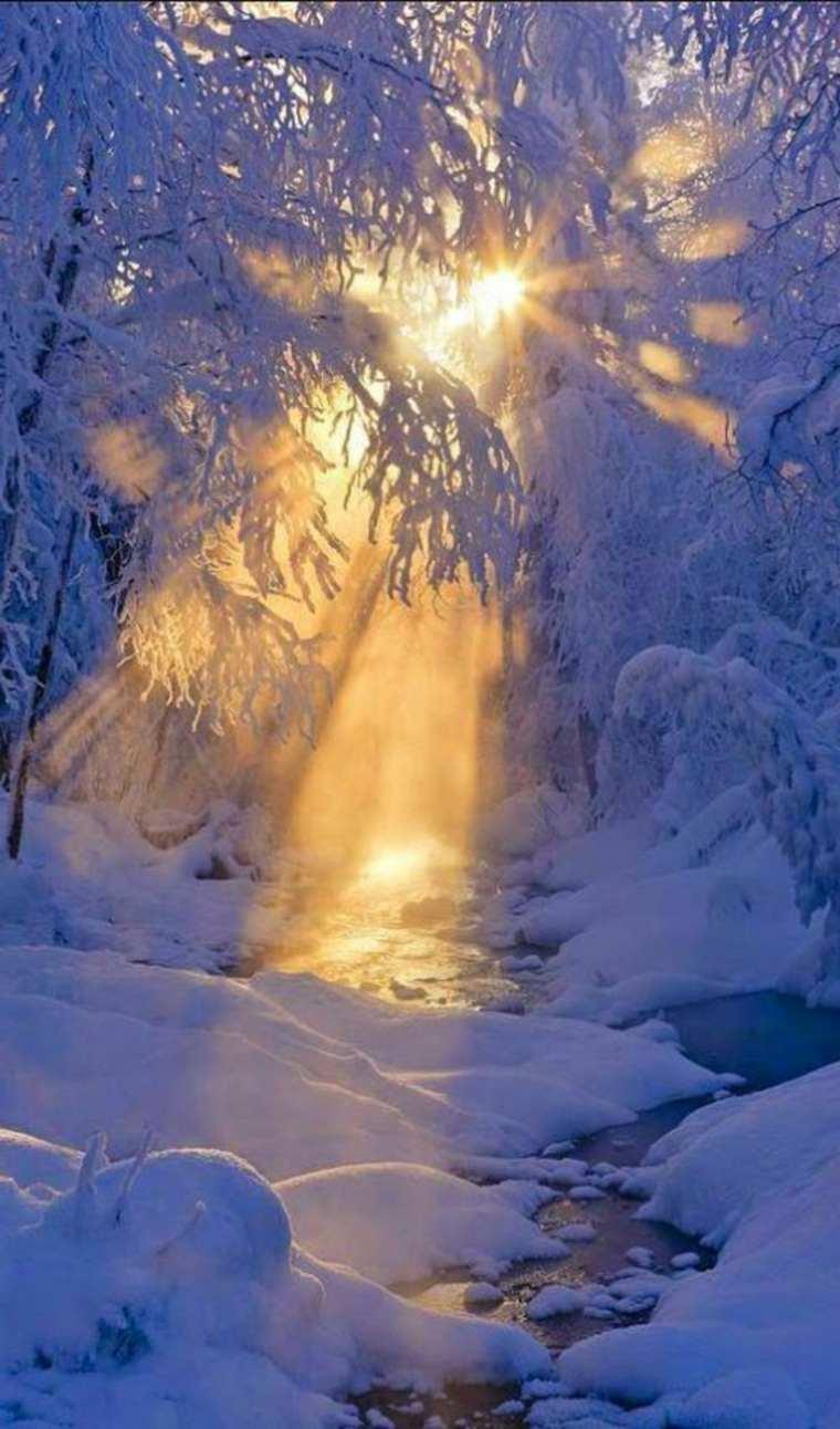 paisajes hermosos rayo-de-sol