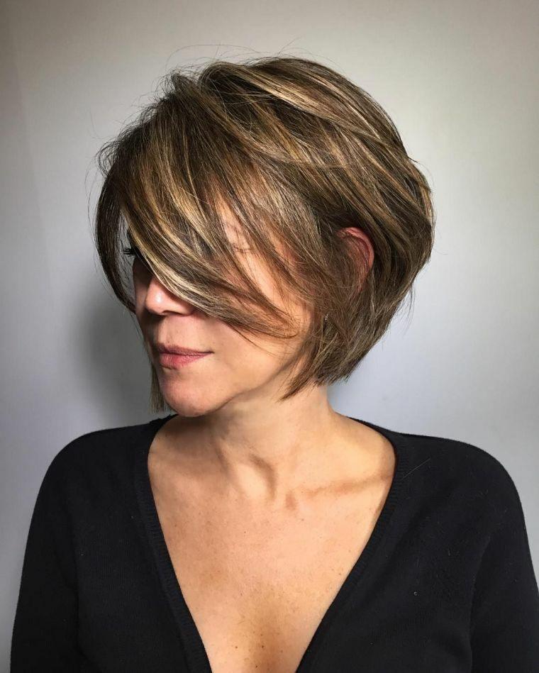 peinados-cabello-corto-ideas-mujer-2018-estilos