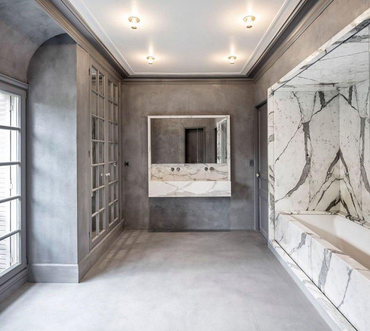 renovacion acabados paredes marmol