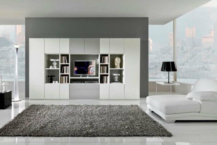salas minimalistas-decoracion-salon