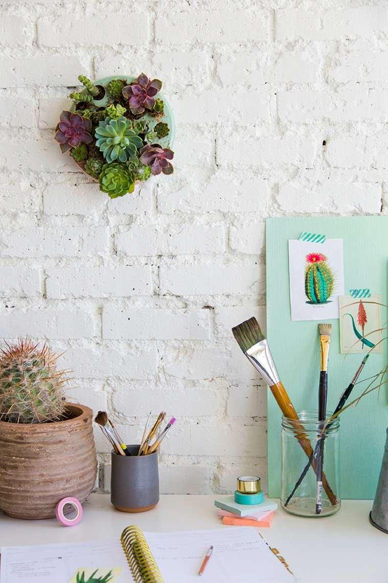 suculentas-plantas-pared-ideas-decoracion