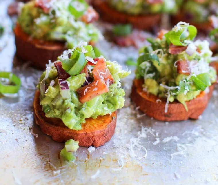 tapas-recetas-batas-guacamole-tocino
