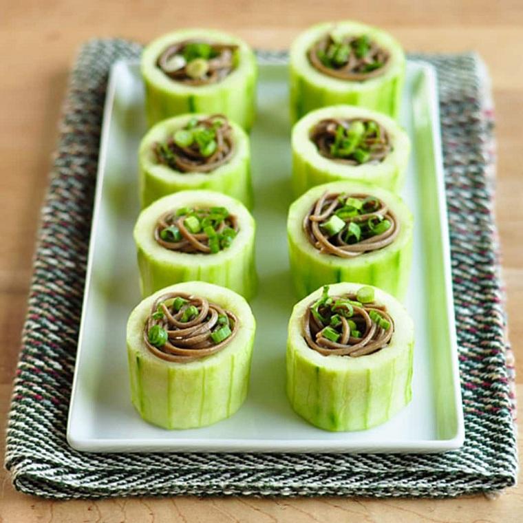 tapas recetas-pepino-fideos-japoneses