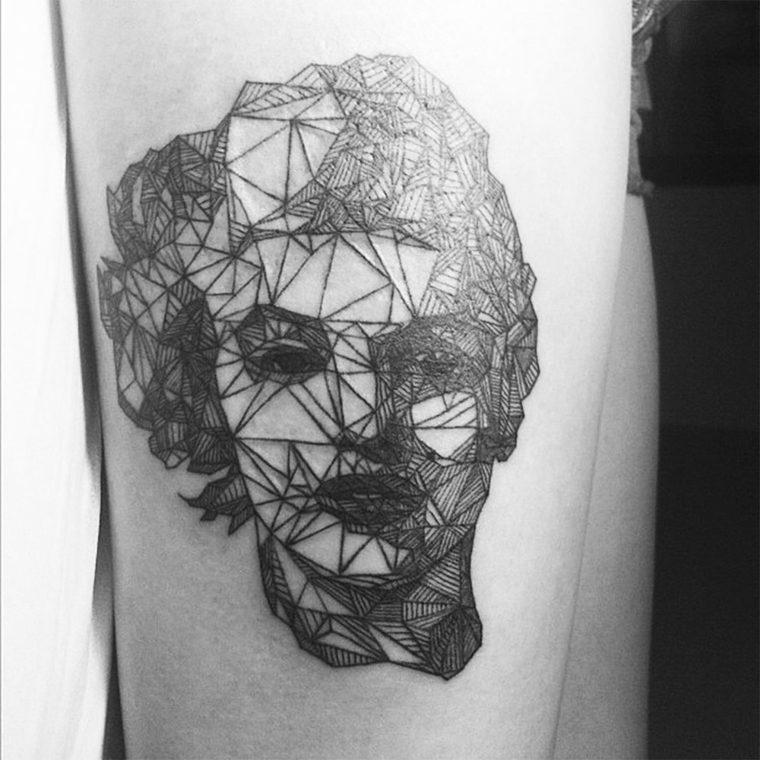 tatuaje-de-líneas-negras