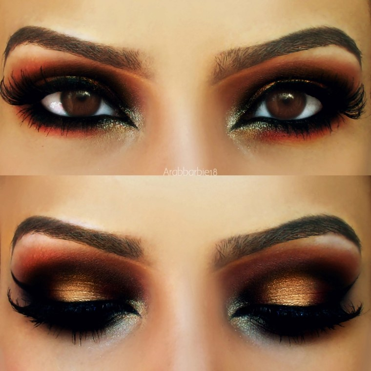 tips de maquillaje para ojos-marrones