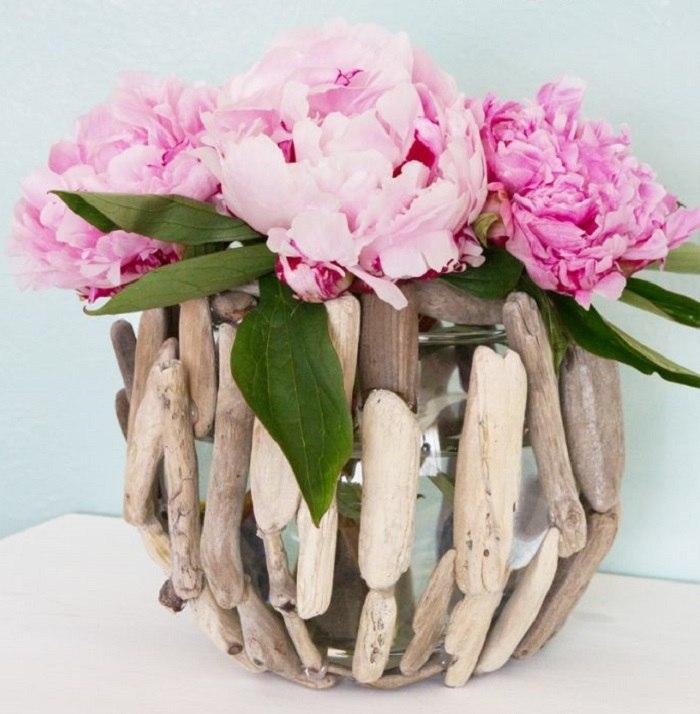 vaso-florero-flores-rosa
