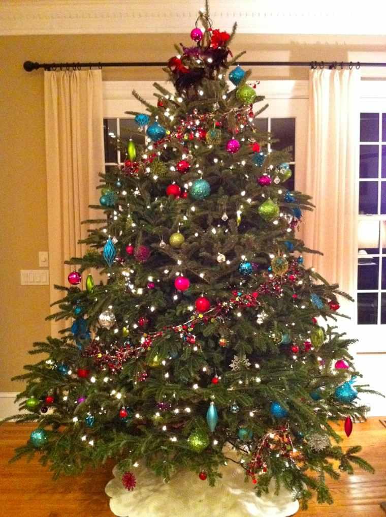 árbol-de-navidad-tradicional