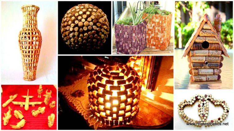 Ideas para decorar con corcho