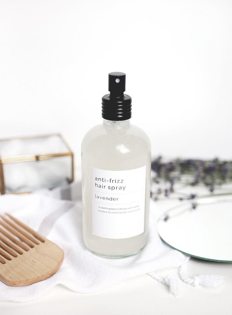 DIY-regalos-cuidado-belleza-casera-spray-cabello