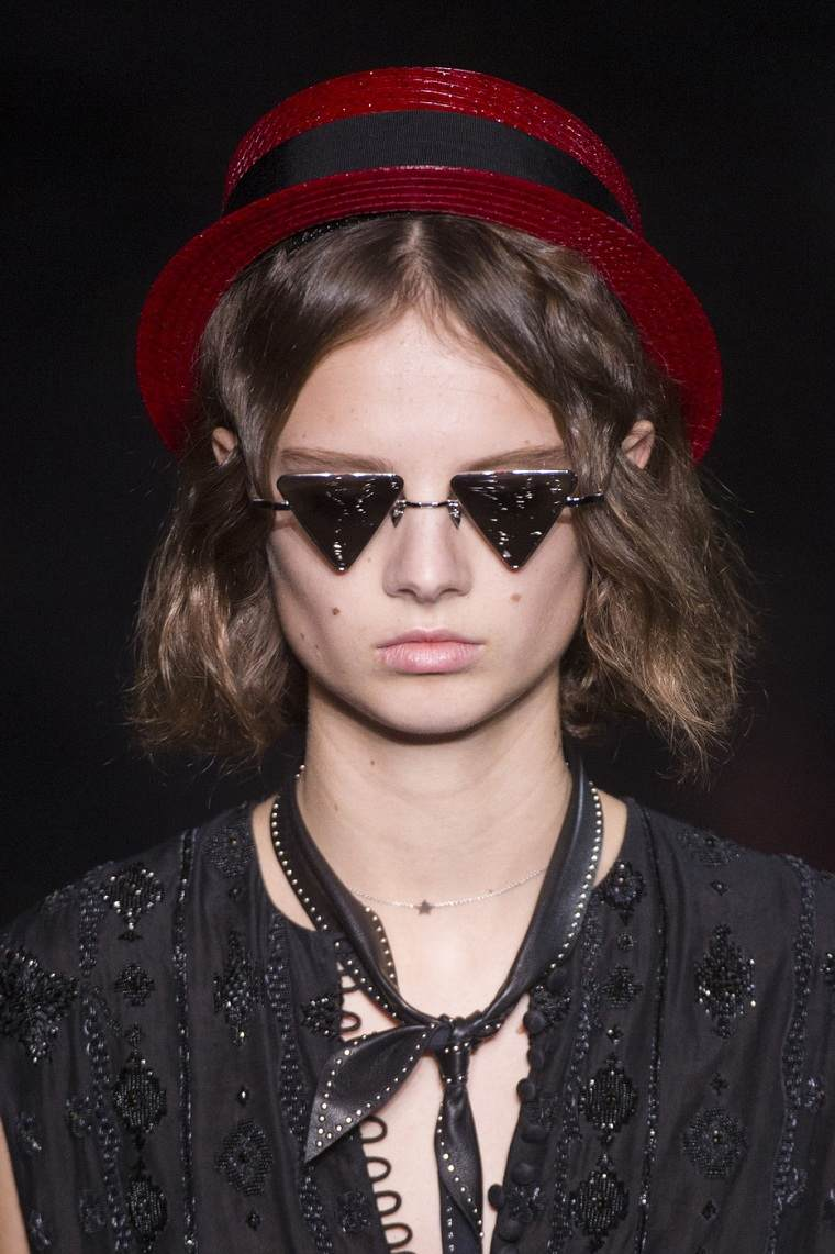 Saint-Laurent-tendencias-gafas-triangulares