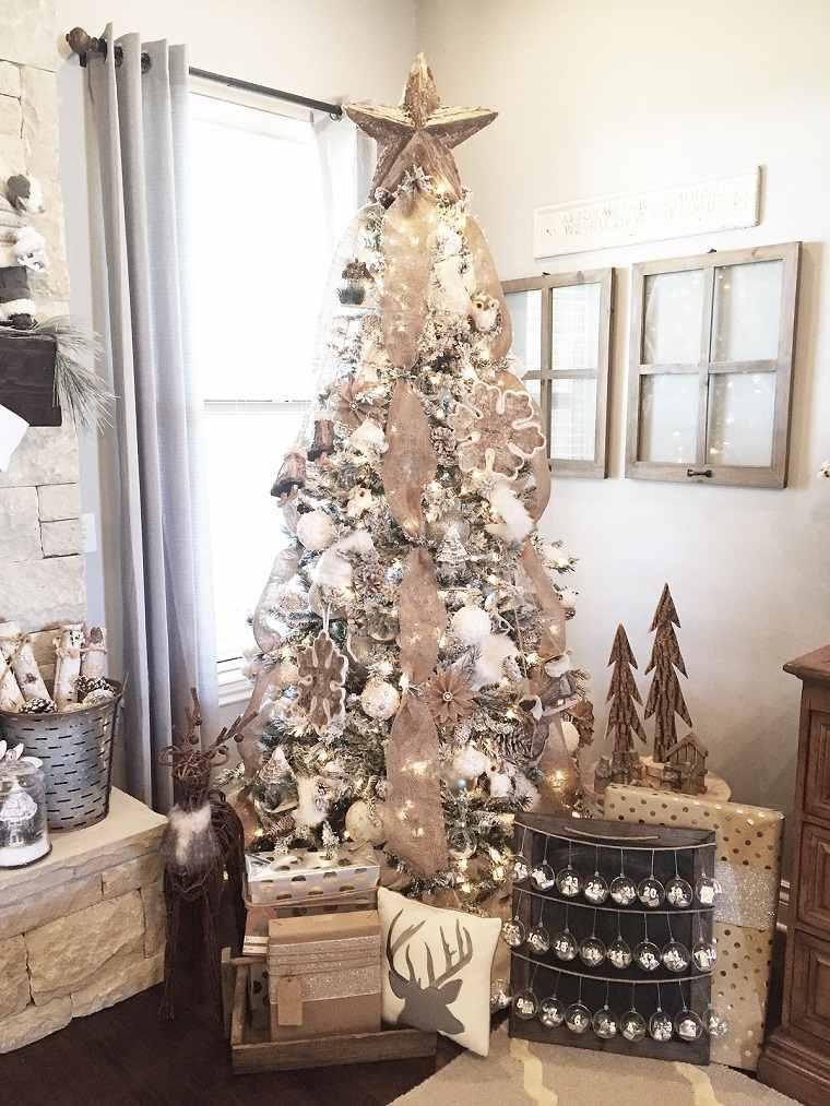 adornos-blancos-arbol-navideno-estilo
