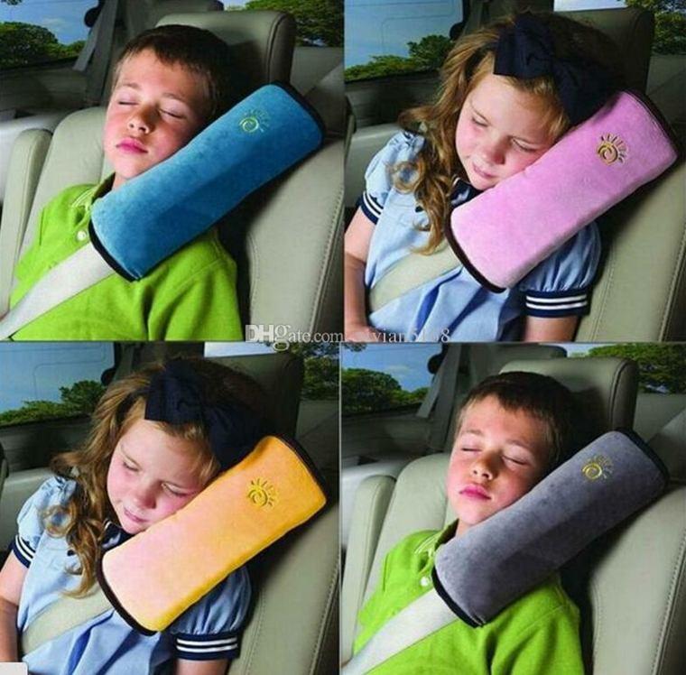 Almohadillas para el cinturón de seguridad