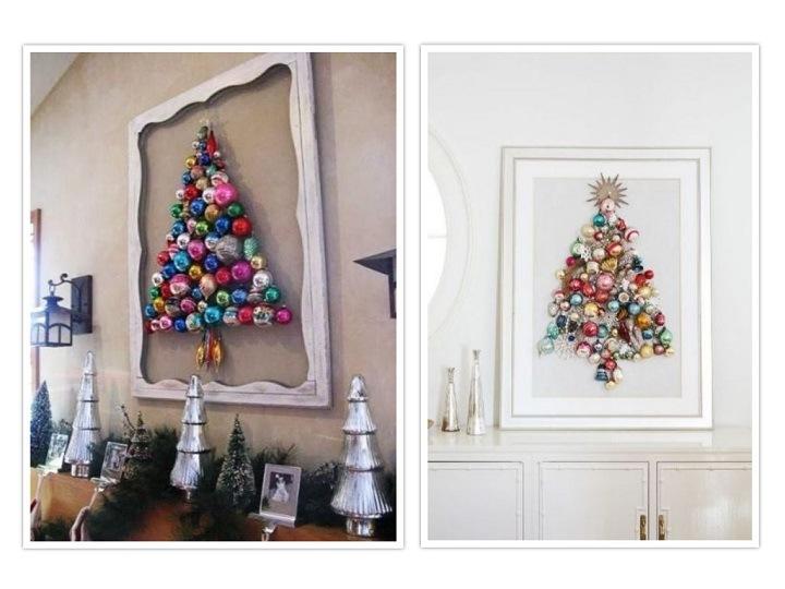 arbol de navidad cuadros paredes