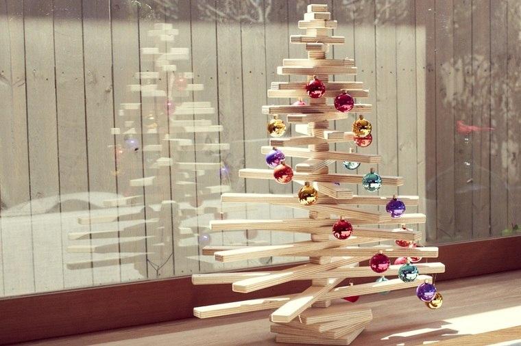 arbol-de-navidad-de-madera-pared-decoracion-adornos-opciones