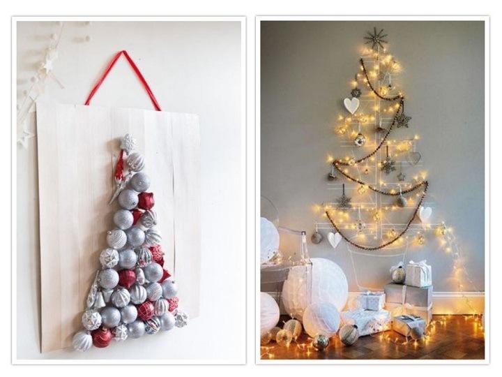 arbol de navidad luces calidas