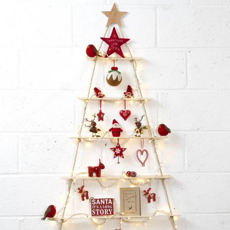arbol-madera-alternativas-ideas-decorar-navidad