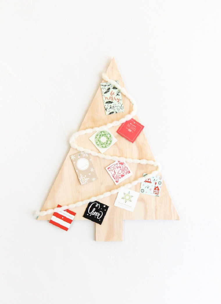 arbol-navidad-madera-decorar-casa-opciones-diseno