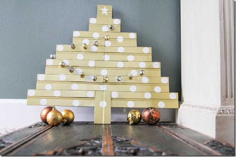 arbol-navidad-madera-decorar-casa