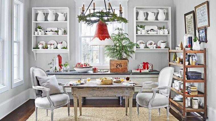 arboles-de-navidad-originales-decorar-comedor