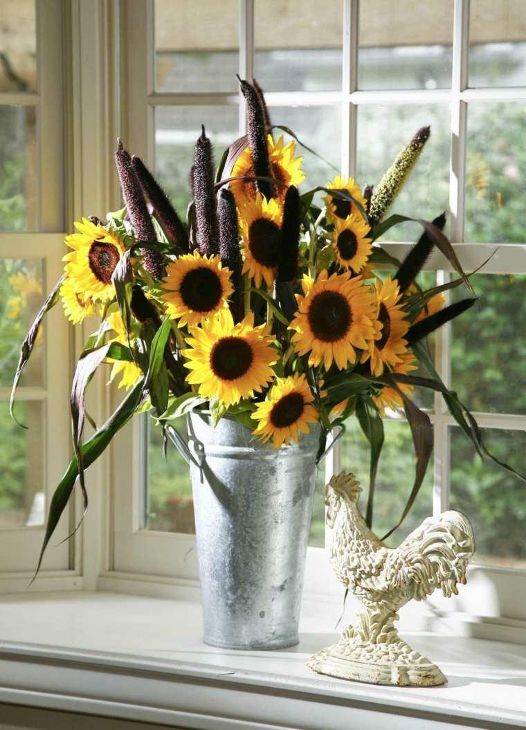 arreglos florales-girasoles-opciones
