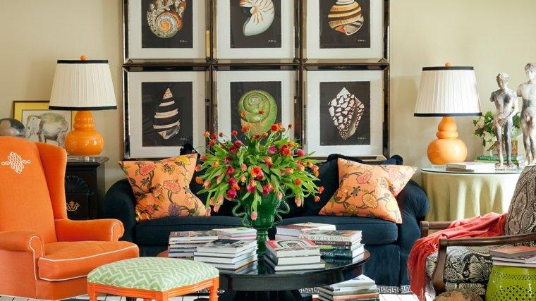 arreglos-florales-bellos-sala-estar-muebles-colores