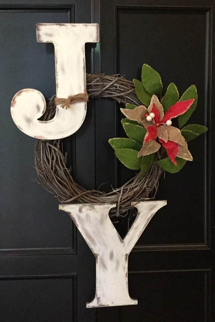 arreglos navideños ramas arboles