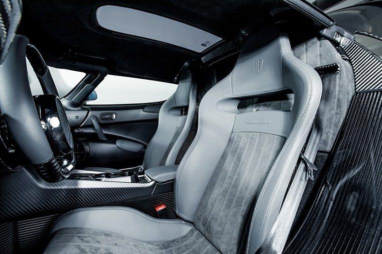 autos nuevos interiores cuero