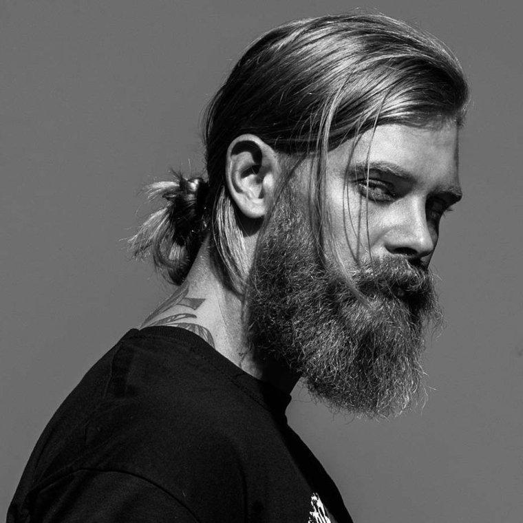 barba-larga-cabello-largo-opciones-originales-estilo