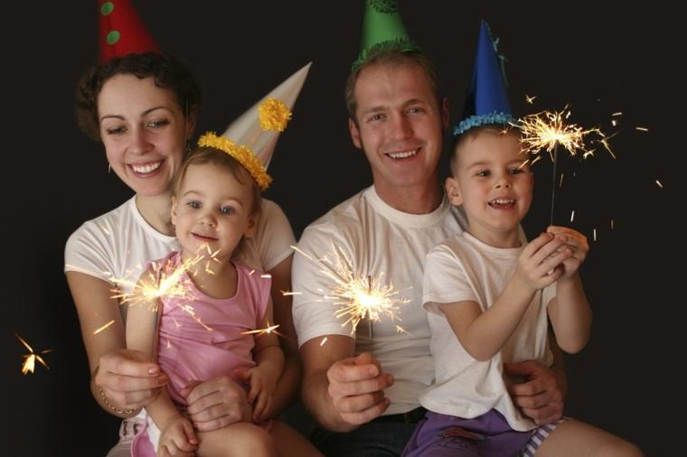 cómo organizar una fiesta Año-Nuevo
