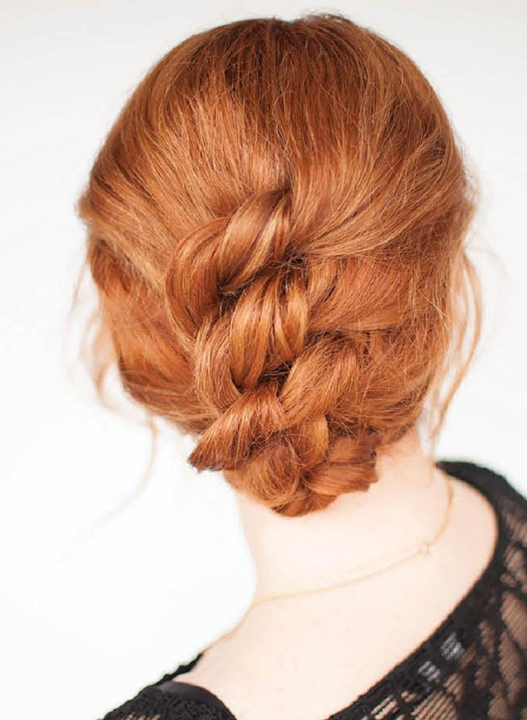 cabello-largo-mujer-recogido-estilo