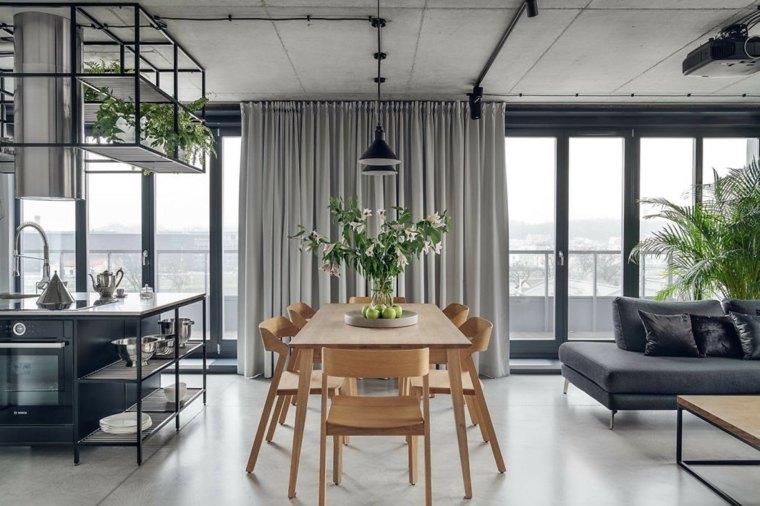 casa-comedor-estilo-moda-ideas-blackhaus