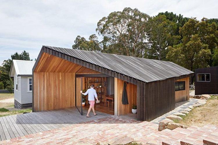 casas rusticas concepto moderno