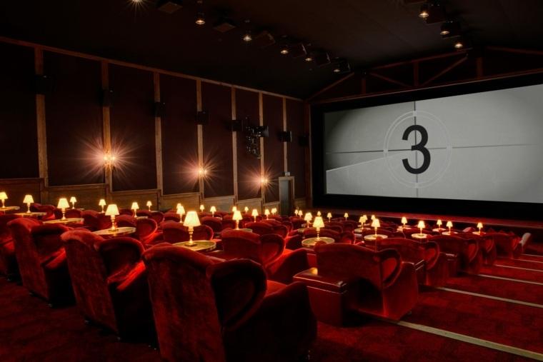 Una noche de cine
