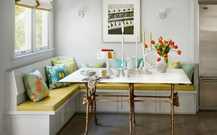comedor-cocina-ideas-decorar-flores