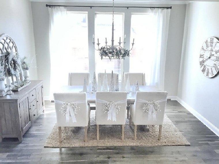 comedor-estilo-casa-decorar-navidad-blanco