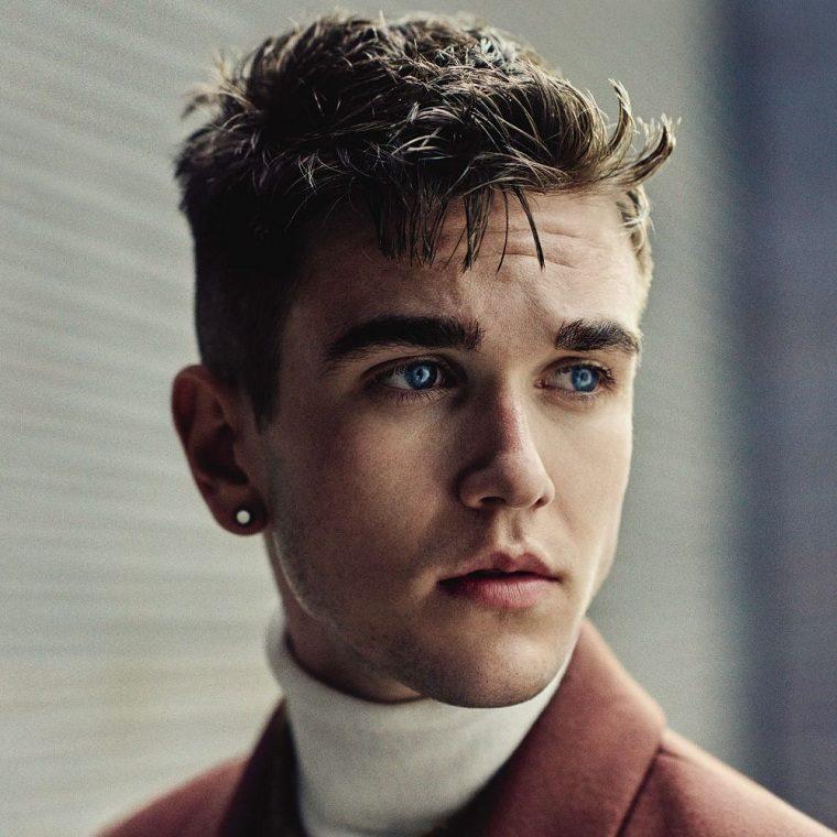 cortes de pelo hombre 2018-ligeros-rizos