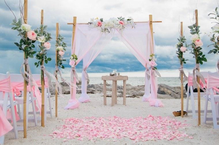 decoracion-boda-playa estilo