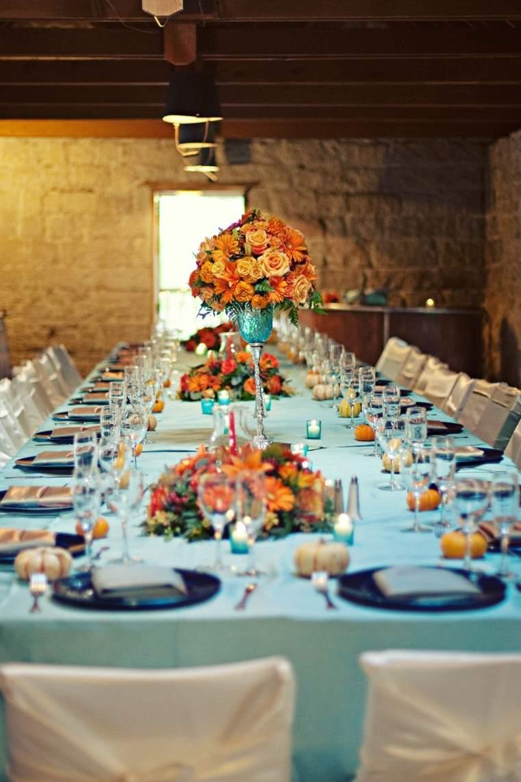 ideas para boda 2019 decoracion-color-turquesa-estilo
