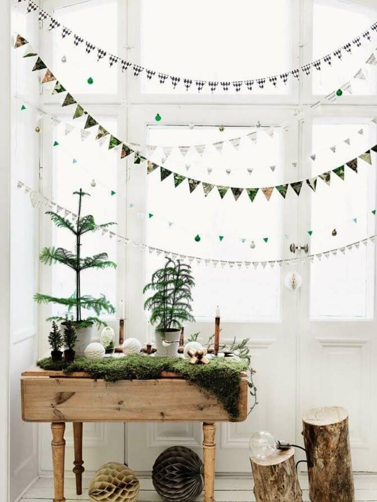 decoracion-pared-ventana-guirnaldas-ideas