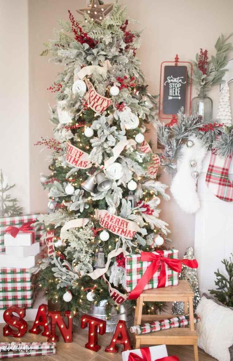 decoraciones navideñas árbol
