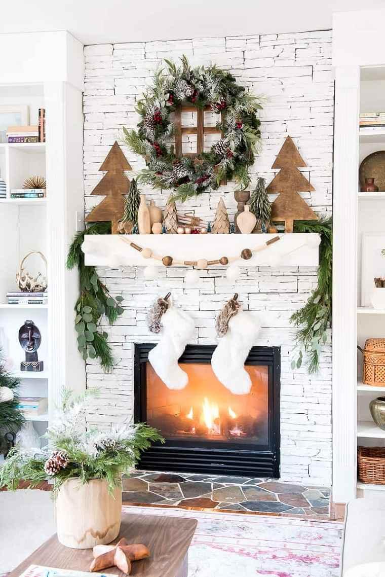 decorar-navidad-estilo-rustico-ideas