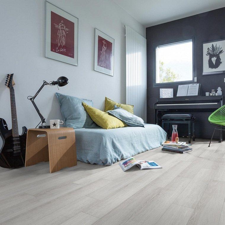 dormitorio-suelo-vinilico-ideas
