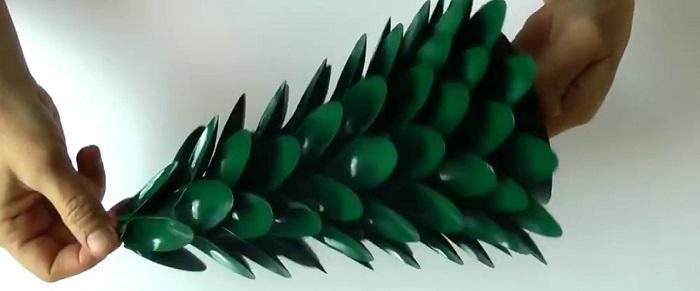 estilo-tono-verde-arbol-navideno